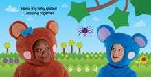 Load image into Gallery viewer, The Itsy Bitsy Spider Board Book