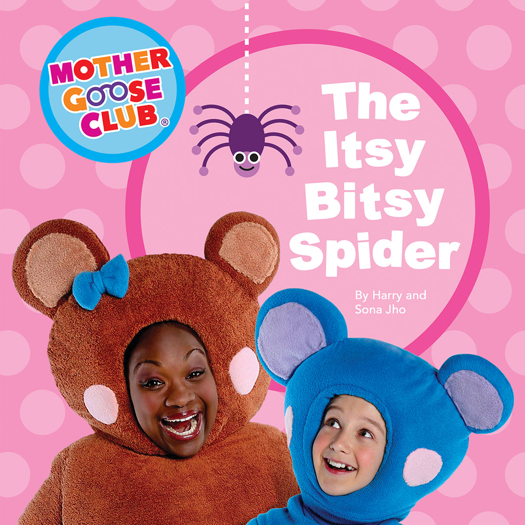 The Itsy Bitsy Spider Board Book