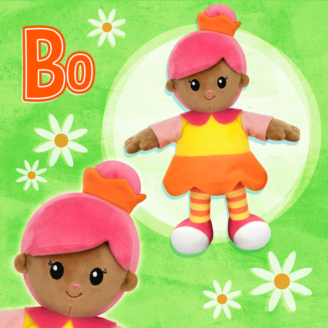 Little Bo Peep Plush Doll