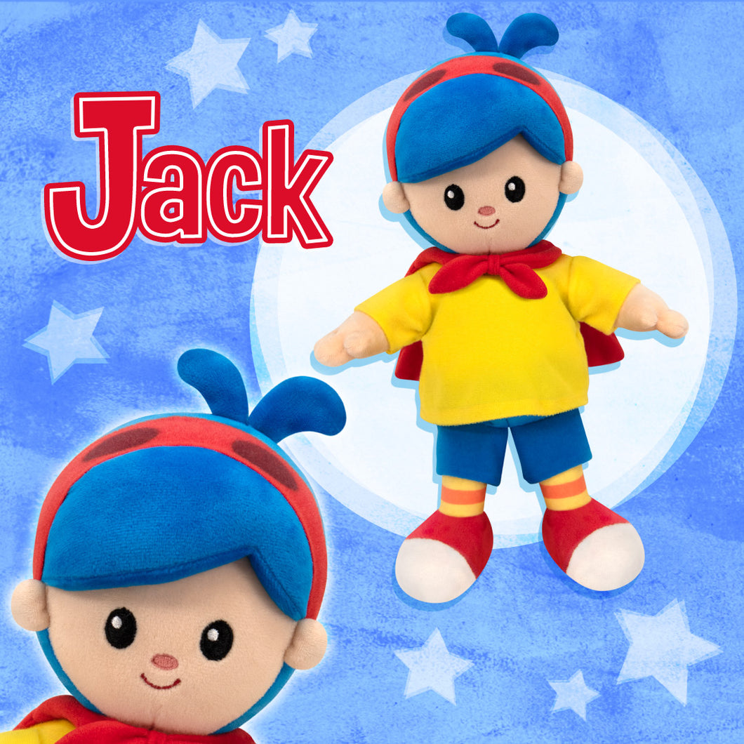 Jack B. Nimble Plush Doll