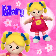 Load image into Gallery viewer, Mary Q. Contrary Plush Doll