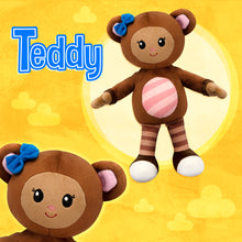 Load image into Gallery viewer, Teddy Bear Plush Doll