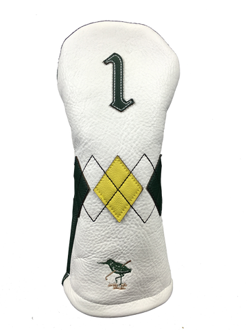 Custom Head Cover - Old English
