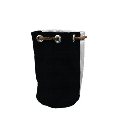 Valuable Pouch - Black / White