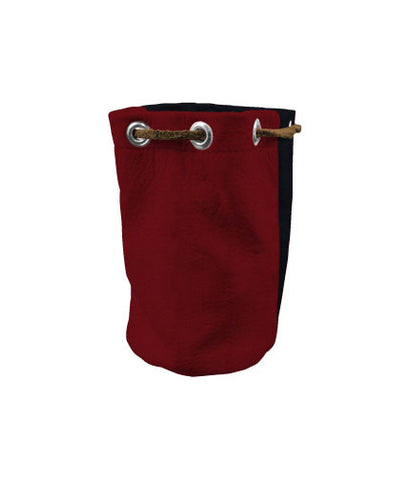 Valuable Pouch - Vintage Red / Navy
