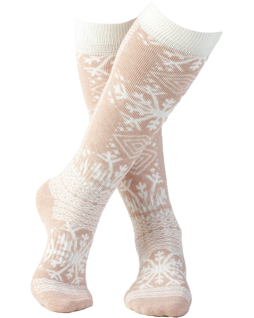 GIRLS SNOW WORRIES SOCK