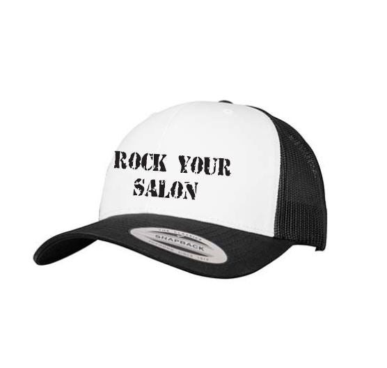 ROCK YOUR SALON Basecap