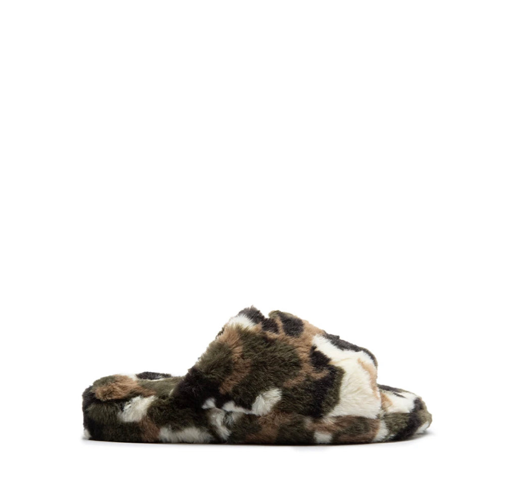 Camo Queen Slipper