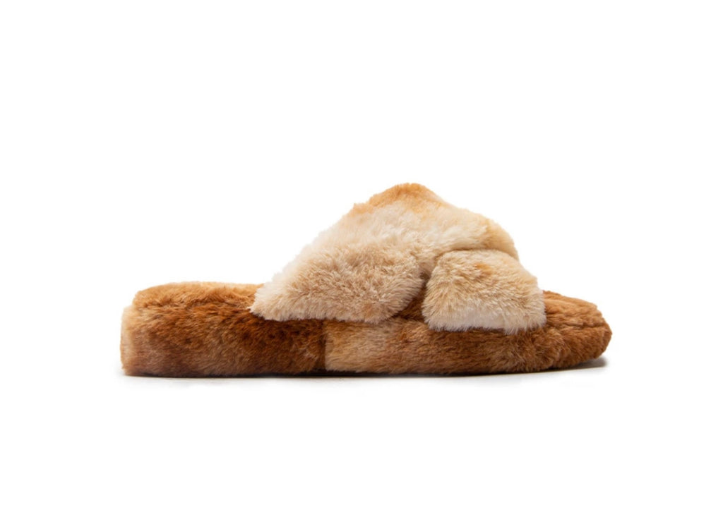 Cari Faux Fur Slipper