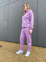 Lavender Loungewear Set