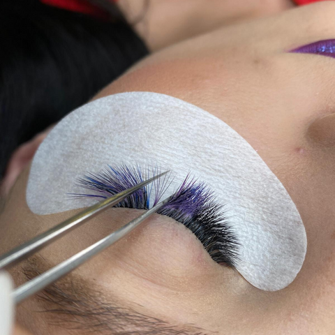 how to properly isolate the lash