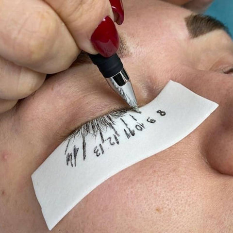 Lash mapping for beginners