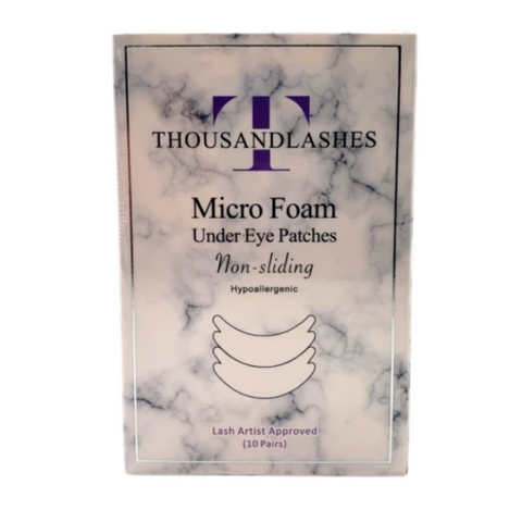 MICRO FOAM UNDER EYE PATCHES