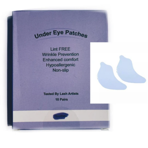 UNDER EYE PATCHES FOR EYELASH EXTENSION (10 PAIR)