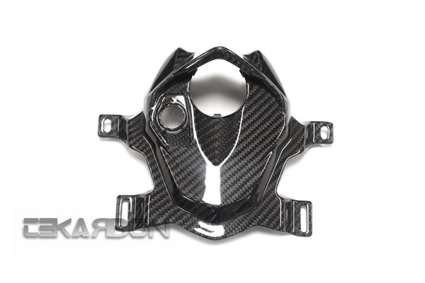 2016 - 2017 BMW F800GS Carbon Fiber Lower Key Guard Cover