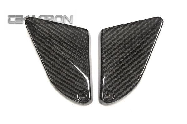 2016 - 2017 BMW F800GS Carbon Fiber Small Side Panels