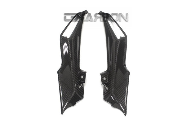 2015 - 2018 BMW R1200RS Carbon Fiber Inner Side Panels