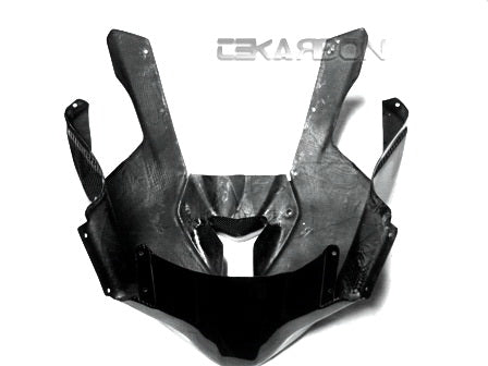 2009 - 2014 BMW S1000RR / HP4 Carbon Fiber Racing Front Fairing