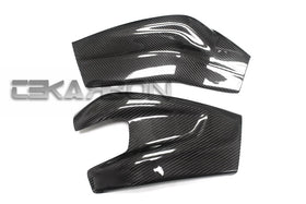 2009 - 2014 BMW S1000RR / HP4 Carbon Fiber Swingarm Cover