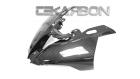 2019 - 2021 BMW S1000RR Carbon Fiber Front Fairing one piece