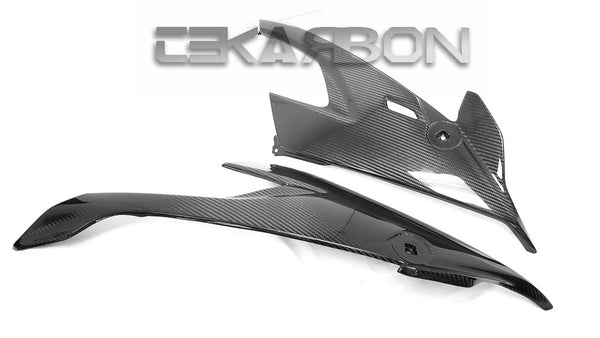 2019 - 2021 BMW S1000RR Carbon Fiber Front Side Fairings