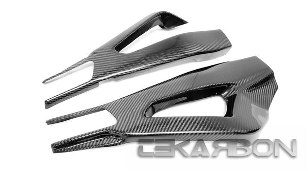 2019 - 2021 BMW S1000RR Carbon Fiber Swingarm Covers