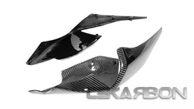 2019 - 2021 BMW S1000RR Carbon Fiber Tail Side Fairings
