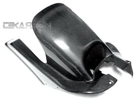 2006 - 2010 Buell Ulysses XB12 Carbon Fiber Rear Hugger w/ Chain Guard