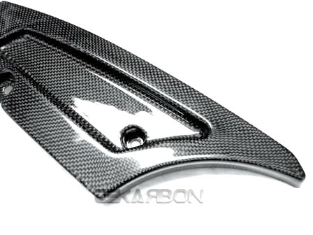 2006 - 2008 Buell XB9X / XB12S / XB12SX / XB12R / XB9R Carbon Fiber Lower Belt Cover
