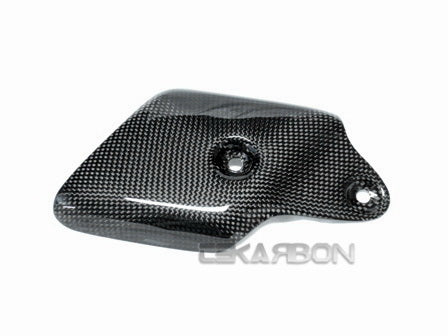1994 - 2004 Ducati 748 916 996 998 Carbon Fiber Exhaust Cover