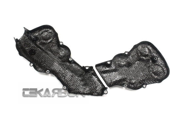 2014 - 2017 Ducati Monster 1200 / 821 Carbon Fiber Cam Belt Covers