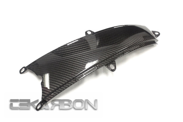 2008 - 2014 Ducati Monster 696 796 1100 Carbon Fiber Lower Tank Cover