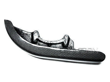 2004 - 2008 Ducati Monster S2R S4R Carbon Fiber Rear Chain Guard Cover