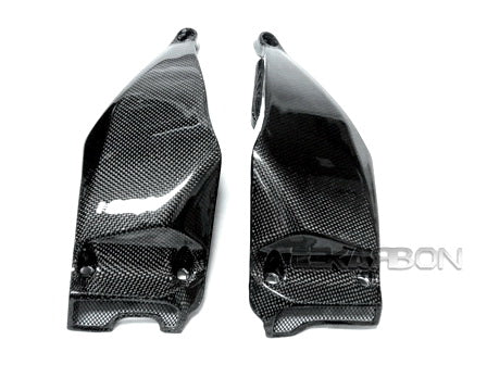 2010 - 2014 Ducati Streetfighter / 848 Carbon Fiber Manifold Covers