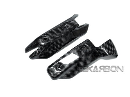 2010 - 2014 Ducati Streetfighter / 848 Carbon Fiber Cooler Cowling