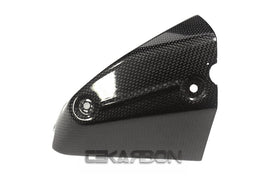 2016 - 2018 Ducati XDiavel Carbon Fiber Exhaust Cover