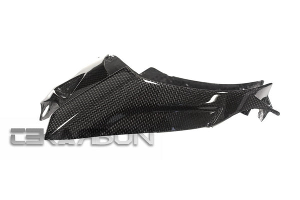 2014 - 2018 Ducati Diavel Carbon Fiber Headlight Cover