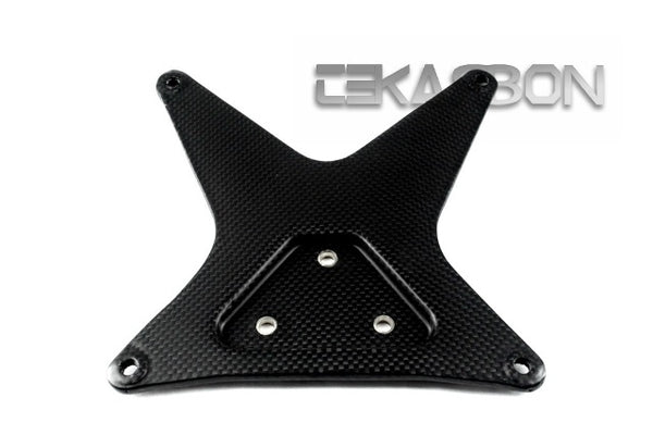 2012 - 2014 Ducati 1199 899 Panigale Carbon Fiber License Plate Holder 3pc