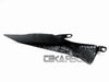 2012 - 2014 Ducati 1199 Panigale Carbon Fiber Rear Chain Guard