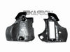 1991 - 1993 Ducati 888 Carbon Fiber Air Intake Covers