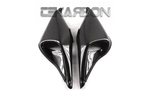 2008 - 2012 Ducati Hypermotard 796 1100 (s) Carbon Fiber Air Intake Covers