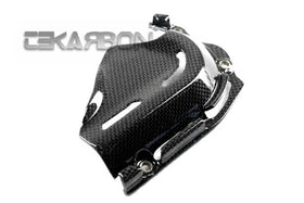 2013 - 2018 Ducati Hypermotard / Hyperstrada / 939 Carbon Fiber Sprocket Cover