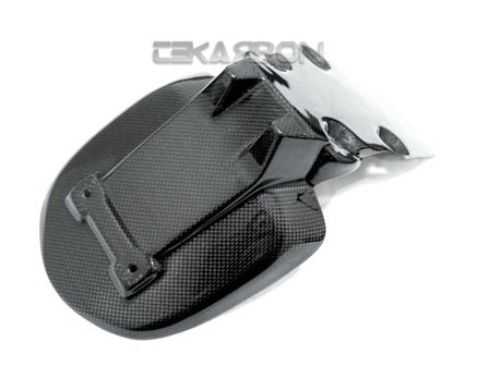 2002 - 2008 Ducati Monster Carbon Fiber License Plate Holder