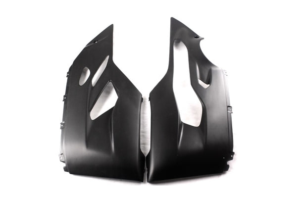 2012 - 2014 Ducati 1199 899 Panigale Carbon Fiber Lower Side Fairings