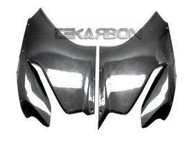 2012 - 2014 Ducati 1199 899 Panigale Carbon Fiber Large Side Fairings