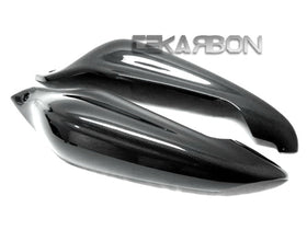 1999 - 2007 Ducati Supersport Carbon Fiber Tail Side Fairings