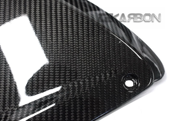 2006 - 2007 Honda CBR1000RR Carbon Fiber Large Side Fairing