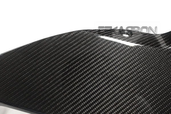 2006 - 2007 Honda CBR1000RR Carbon Fiber Lower Side Fairing (Twill only)