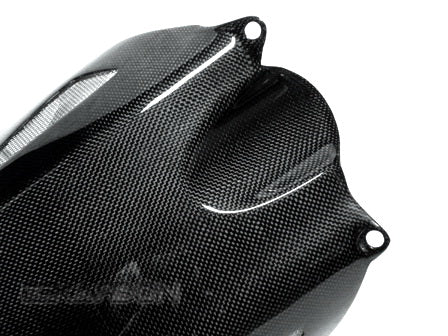 2008 - 2011 Honda CBR1000RR Carbon Fiber Rear Hugger Medium