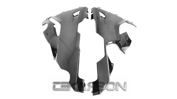 2017 - 2019 Honda CBR1000RR Carbon Fiber Lower Side Fairings